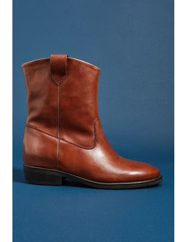 Alba Moda Western Boots by Anthropologie
