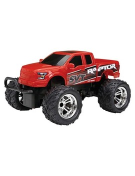 New Bright Rc 2016 Ford Raptor Truck   Ff Chargers 1:18 by New Bright