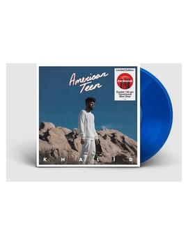Khalid American Teen (Vinyl) (Target Exclusive Translucent Blue) by Target