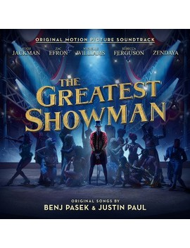 Various   Greatest Showman (Ost) (Vinyl) by Target
