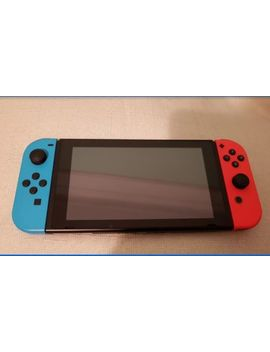 Nintendo Switch 32 Gb Neon Red/Neon Blue Console by Ebay Seller