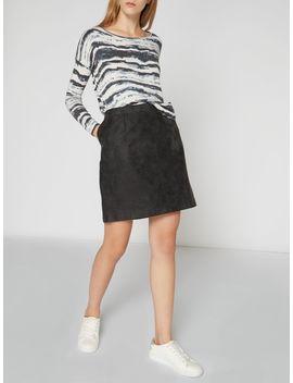 Pu Miniskirt by Maison De Nimes
