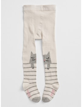 Critter Tights by Gap