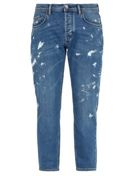 River Painted Jeans by Acne Studios