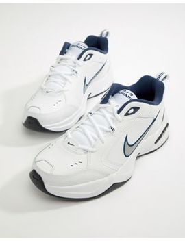 Белые кроссовки Nike Air Monarch 415445 102 by Asos