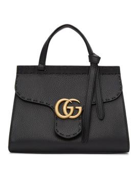 Sac Noir Mini Gg Marmont by Gucci