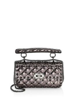 Rockstud Spike Shoulder Bag by Valentino Garavani