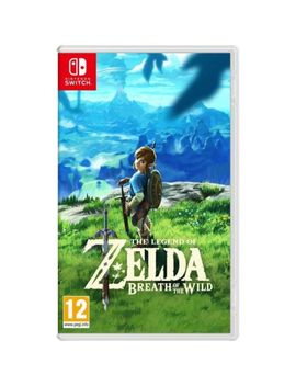 The Legend Of Zelda: Breath Of The Wild   Nintendo Switch   Free P&P   Brand New by Ebay Seller