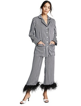 Striped Pajama Set by Sleeper