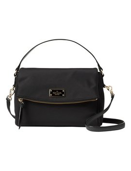 Black Willson Road Miri Crossbody Bag by Zulily