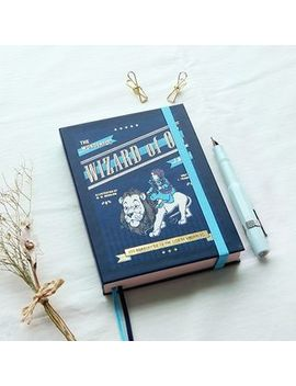 Full House   Printed Hardcover Small Notebook by Full House