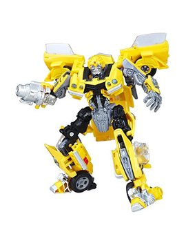 Transformers Studio Series 01 Deluxe Class Movie 1 Bumblebee by Transformers