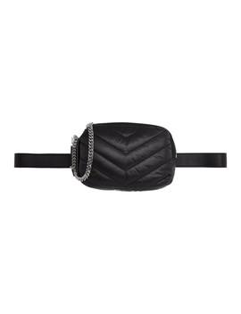 Black Jayme Belt Pouch by Mackage