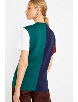 Fila Mona Colourblock T Shirt by Fila