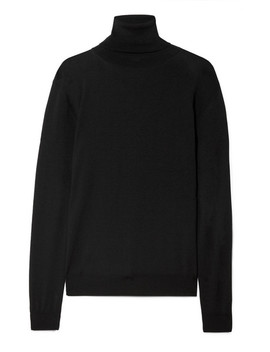 Wool Turtleneck Sweater by Stella Mc Cartney