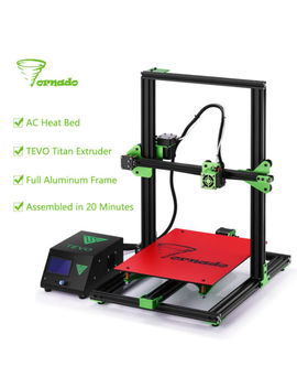 Newsest Tevo Tornado Fully Assembled 3 D Printer Large Printing Size by Ebay Seller