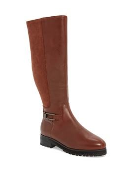 Frida Waterproof Knee High Boot by Sudini