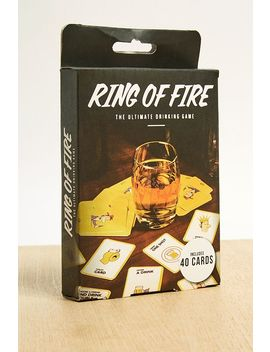 Jeu à Boire Ring Of Fire by Urban Outfitters
