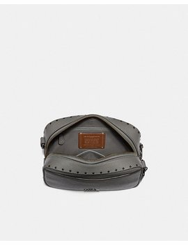 Camera Bag With Rivets by Coach
