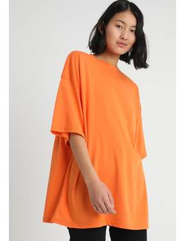 San Diego Logo Oversized    T Shirts Print by Missguided Tall