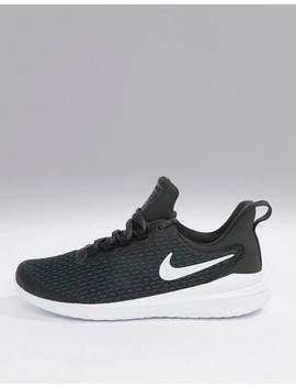 Nike Running – Renew Rival – Sneaker In Schwarz Und Weiß by Asos