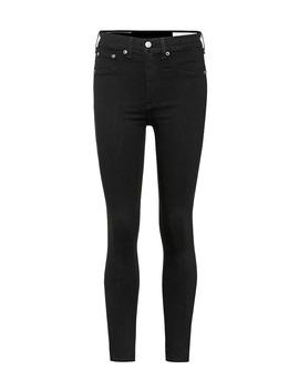 High Rise Ankle Skinny Jeans by Rag & Bone