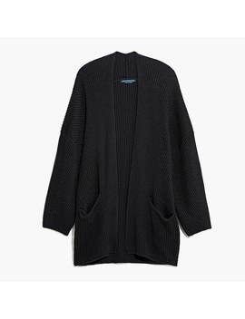 Nevereven Long Open Cardigan by J.Crew
