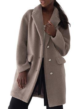 Gita Teddy Coat by Sosken