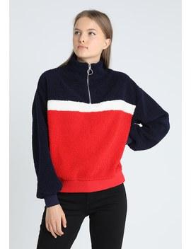 Half Zip    Sweatshirts by New Look