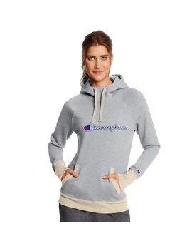 Women's Champion Applique Fleece Pullover Hoodie by Kohl's