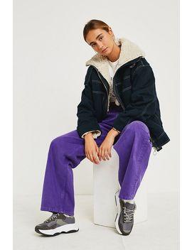 """Bdg – Jeans """"Boi"""" In LilaMit Weitem Bein by Bdg Shoppen"""