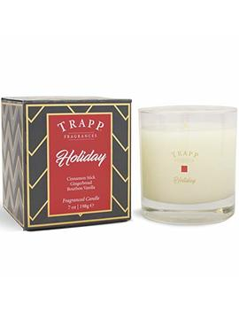 Trapp 7oz Limited Edition Seasonal Poured Scented Candle   No. 58 Holiday by Trapp