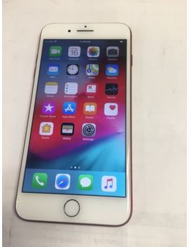 &Nbsp;I Phone 7 Plus (Product)Red~1<Wbr>28 Gb~At&T~Good Condition~Work<Wbr>S Great~No Reserve*** by Apple