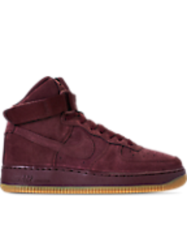 Boys' Big Kids' Nike Air Force 1 High Lv8 Casual Shoes by Nike