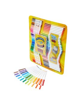 Crayola Colossal Color Kit With 65 Pieces by Crayola