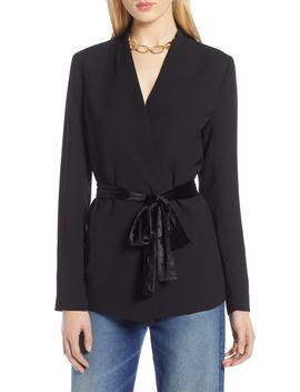 Tie Waist Jacket by Halogen®