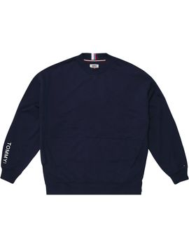 Tommy Jeans Oversized Sweatshirt by Tommy Hilfiger