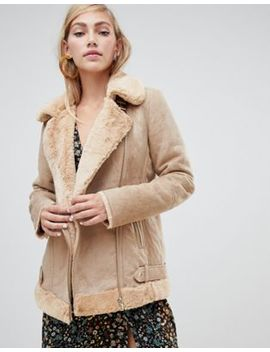 Stradivarius Aviator Jacket by Stradivarius