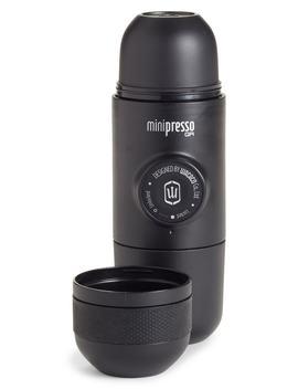 Soda Says X Wacaco Minipresso Gr Portable Espresso Machine by Wacaco