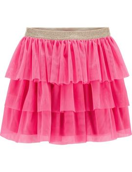 Tiered Tulle Skirt by Oshkosh