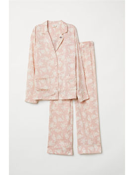Pyjama En Satin by H&M