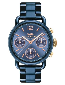 Delancey Sport Chronograph Bracelet Watch, 36mm by Coach