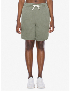 Unisex French Terry Basketball Short by American Apparel