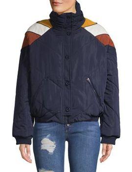 Heidi Ski Puffer Jacket by Free People