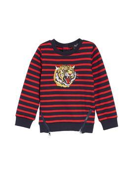 Striped Tiger Top by Bardot Junior