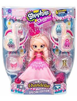 Shopkins Shoppies Season 7   Special Edition Chandelia, Pink, None by Shopkins