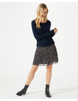 Cotton Cowl Neck Jumper by Jigsaw