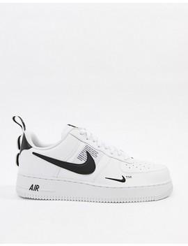 Nike – Air Force 1' 07 – Utility Sneaker In Weiß, Aj7747 100 by Asos