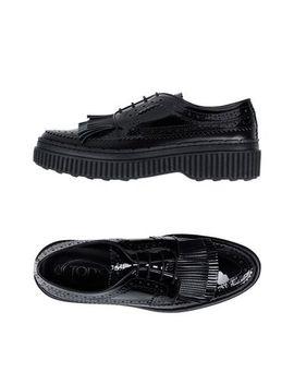 Tod's Обувь на шнуровке   Обувь by Tod's