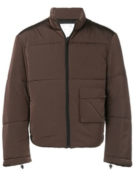 Back Zip Puffer Jacket by Oakley By Samuel Ross